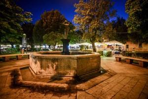 saturnia fontana